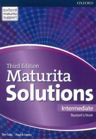 Maturita Solutions 3rd Edition Intermediate Student's Book