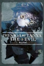 Saga of Tanya the Evil, Vol. 1 (light novel)
