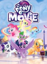 My Little Pony The Movie Adaptation