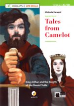 Tales from Camelot. Buch + Audio-CD