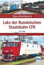 Loks der Rumänischen Staatsbahn CFR