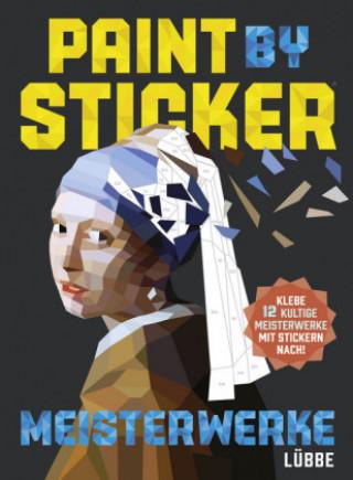 Paint by Sticker Meisterwerke