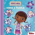 Doktorka plyšových hračiek - Kniha puzzle - 30 dielikov