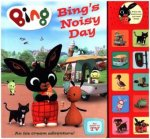 Bing's Noisy Day: Interactive Sound Book