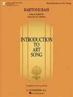 Introduction to Art Song (Boytim) Baritone/Bass
