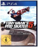 Tony Hawk's Pro Skater 5, 1 PS4-Blu-ray Disc