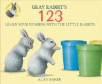 GRAY RABBITS 123 BOUND FOR SCH