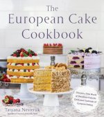 European Cake Cookbook