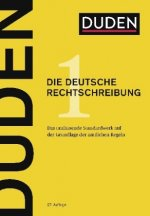 Duden 01 - Die deutsche Rechtschreibung