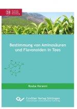 Bestimmung von Aminosäuren und Flavonoiden in Tees