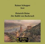 Der Rabbi von Bacherach, 2 Audio-CDs
