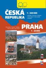 Autoatlas ČR + Praha A5