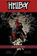 Hellboy Bouře a běsy