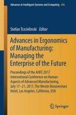 Advances in Ergonomics of Manufacturing: Managing the Enterprise of the Future