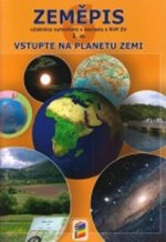 Zeměpis 6, 1. díl - Vstupte na planetu Zemi (učebnice)