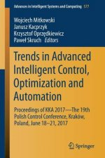 Trends in Advanced Intelligent Control, Optimization and Automation
