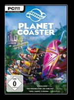 Planet Coaster, 1 DVD-ROM