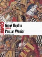 Greek Hoplite vs Persian Warrior