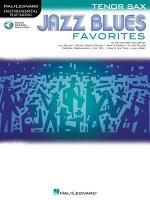 Jazz Blues Favorites - Tenor Saxophone