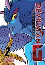 Devilman Grimoire Vol. 2