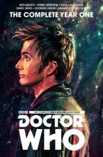 Doctor Who: The Tenth Doctor Complete Year One