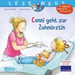 LESEMAUS 56: Conni geht zur Zahnärztin (Neuausgabe)