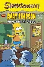 Bart Simpson Prvotřídní číslo
