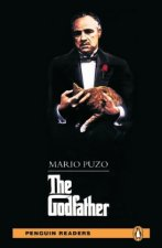 The Godfather  - Buch mit MP3-Audio-CD