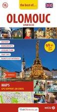 Olomouc - kapesní průvodce/anglicky