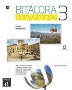 Bitácora Nueva 3 (B1) – Libro del alumno + CD