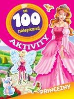 Aktivity se 100 nálepkami Princezny