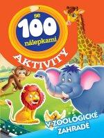 Aktivity se 100 nálepkami V zoologické zahradě