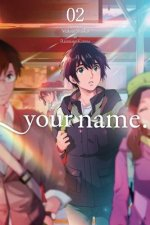 YOUR NAME VOL 2 (MANGA)