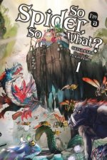 So I'm a Spider, So What? Vol. 1 (light novel)