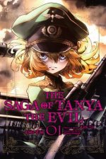 Saga of Tanya the Evil, Vol. 1 (manga)