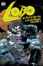 LOBO BY KEITH GIFFEN & ALAN GR