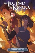 Legend Of Korra, The: Turf Wars Part Two