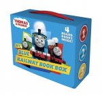 My Blue Railway Book Box (Thomas & Friends)