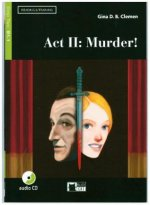 Act II: Murder! Buch + Audio-CD