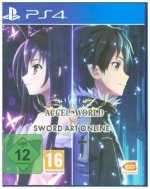 Accel World vs. Sword Art Online, 1 PS4-Blu-Ray-Disc