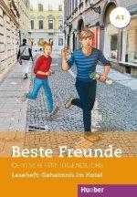 Beste Freunde A1. - Leseheft: Geheimnis im Hotel