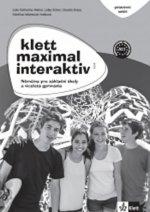 Klett Maximal Interaktiv 1 Pracovní sešit černobílý