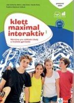 Klett Maximal Interaktiv 1 Pracovní sešit barevný