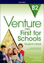 Venture into First for Schools: Student's Book Pack