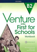 Venture into First for Schools: Workbook Without Key Pack