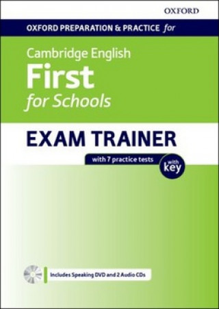 Cambridge English First for Schools