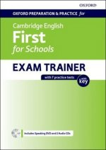 Oxford Preparation & Practice for Cambridge English: First for Schools Exam Trainer: Student's Book Pack with Key
