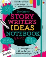 Story Writer's Ideas Notebook