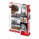 Paříž - puzzle 1000 dílků