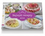 Nejlepší recepty - stolní kalendář